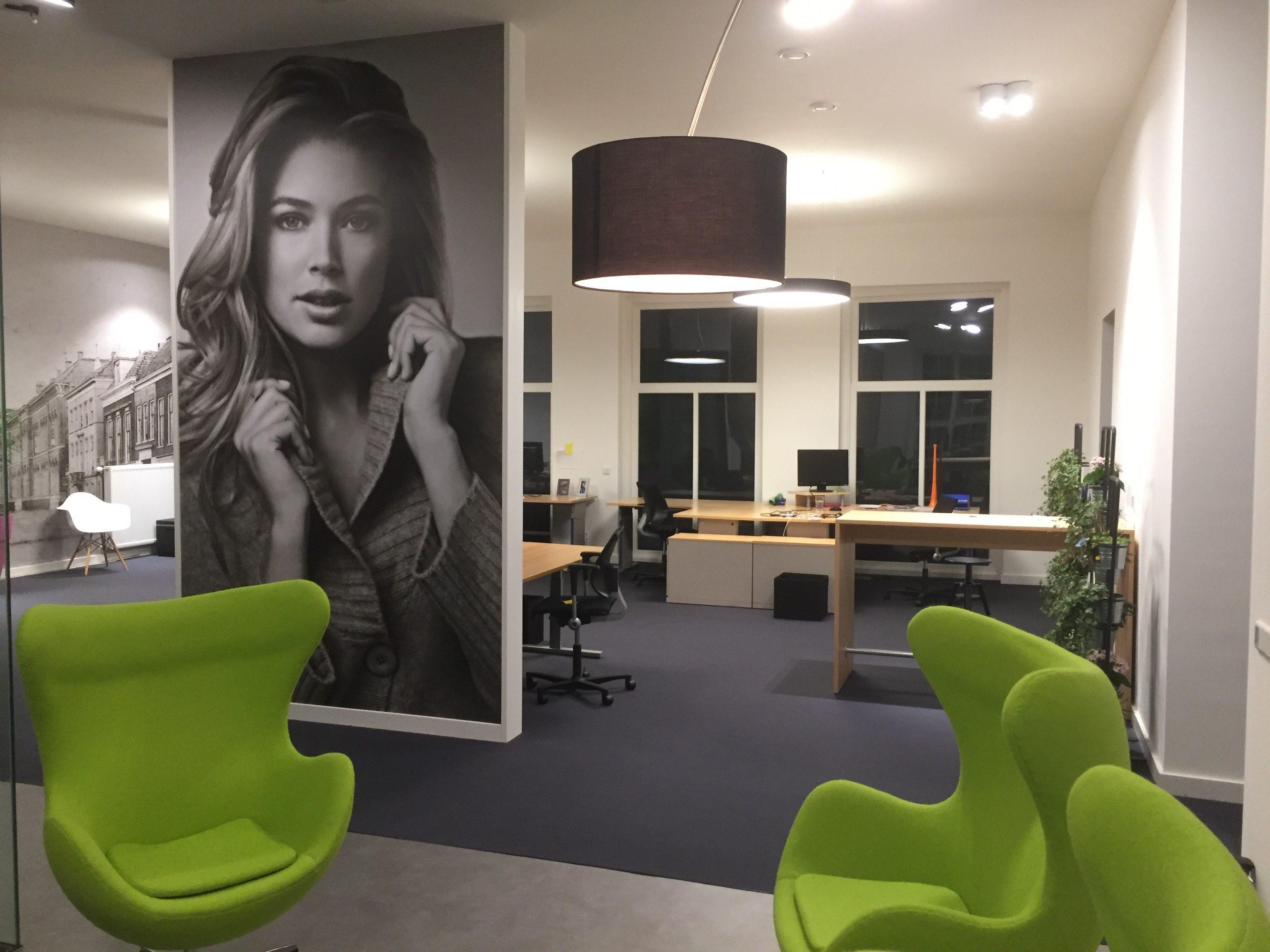 Interieuwontwerp kantoorpand Leeuwarden