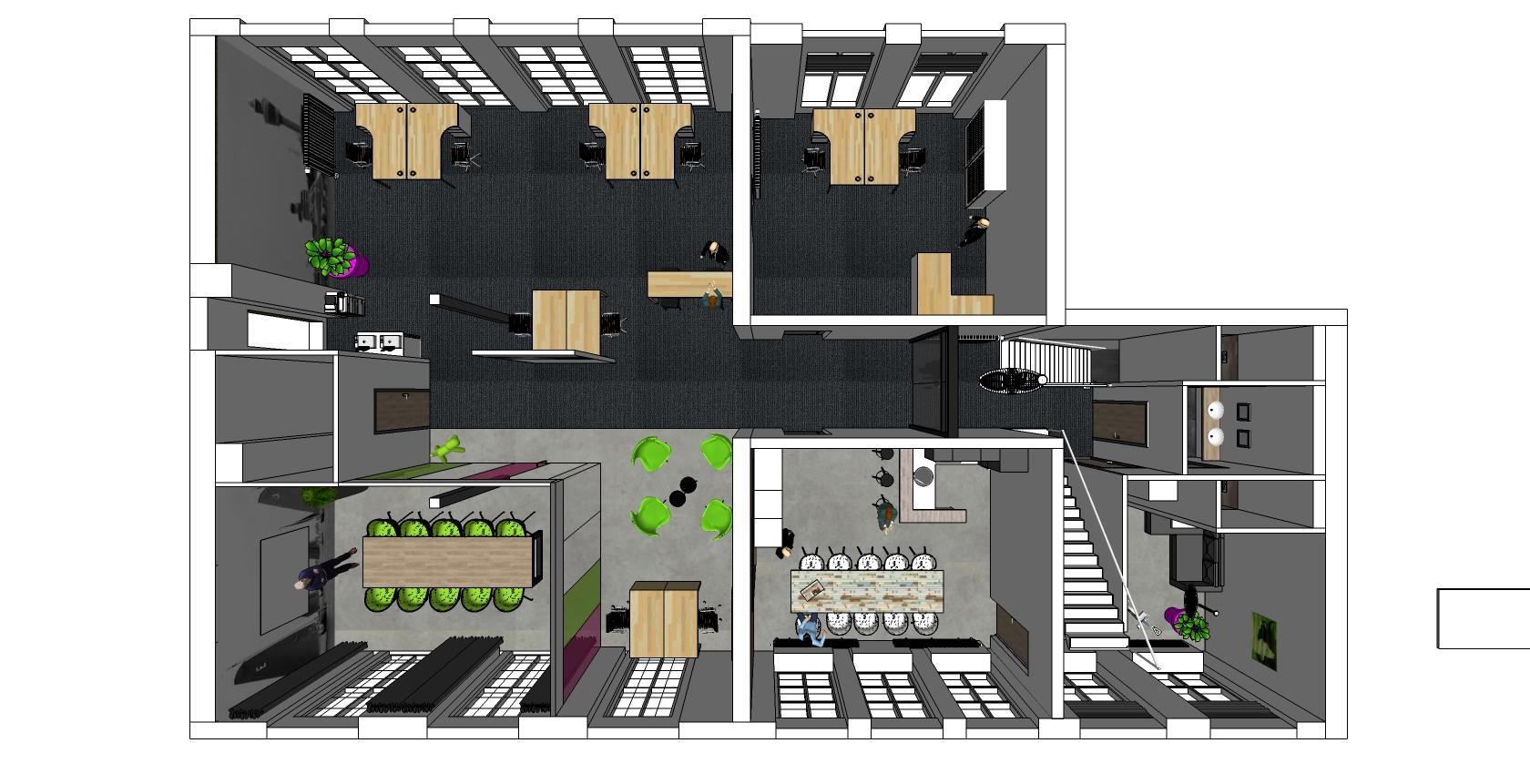 offiz-hoomz-zeist-interieurontwerp-kantoorpand-leeuwarden-kantoorinrichting-kleuradvies-verlichtingsadvies-visualisaties-globallycool-view3