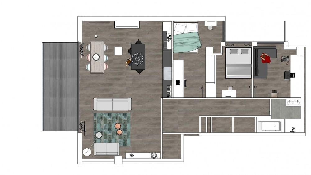 walkart-house-zeist-inrichtingsadvies-interieurontwerp-appartement-keuken-badkamer-offizhoomz-view12
