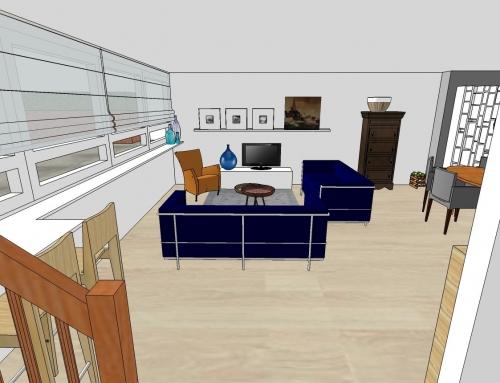Inrichtingsadvies modern appartement Utrecht