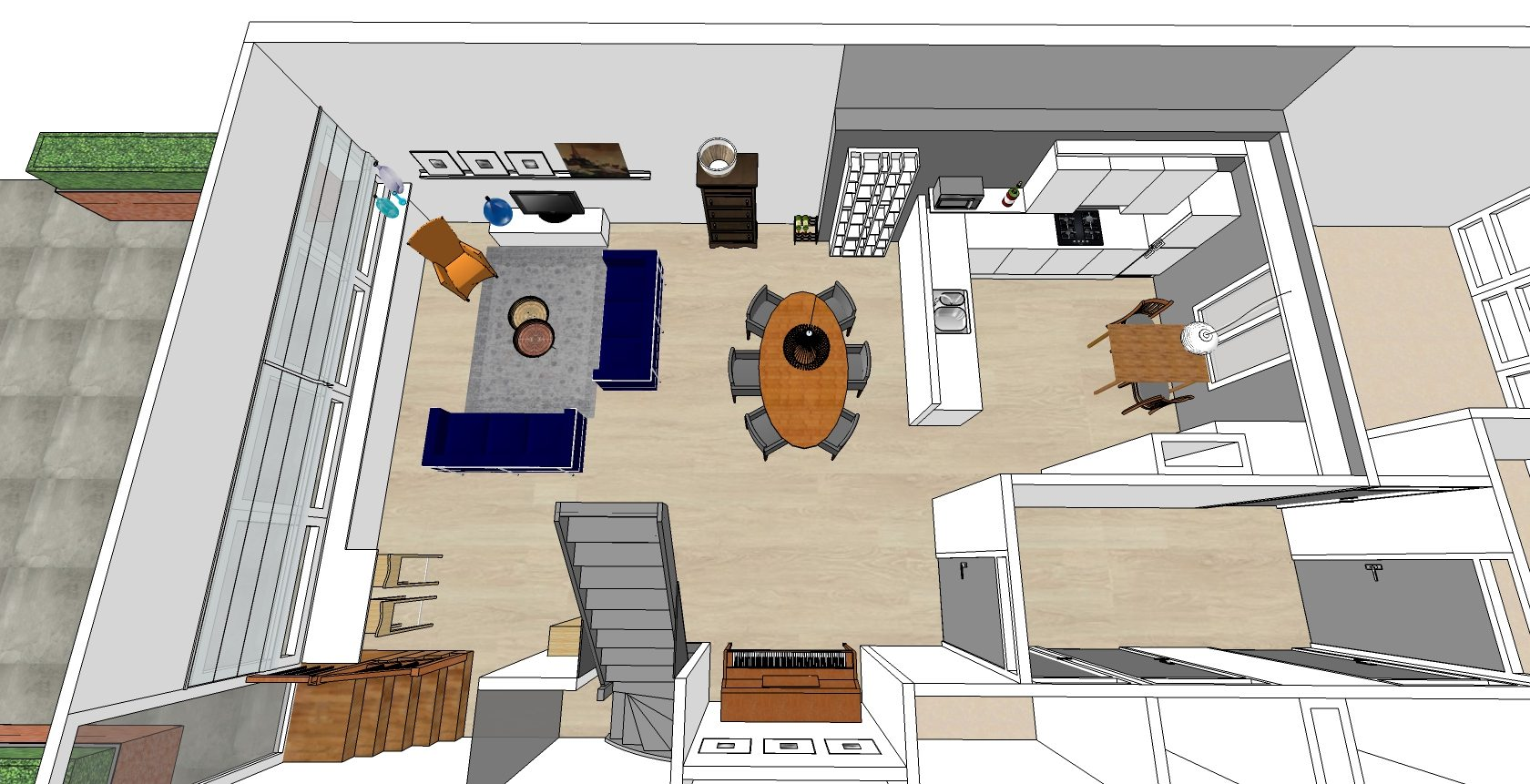 offiz-hoomz-zeist-appartement-utrecht-inrichtingsvoorstel-kleuradvies-plattegrond22