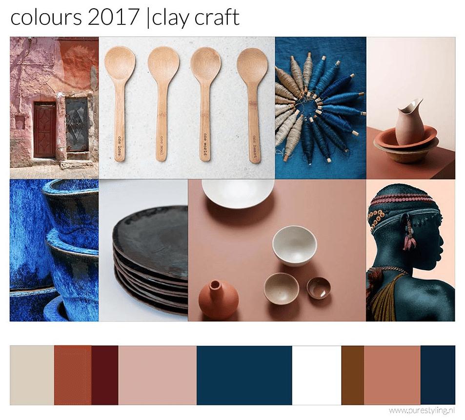 De mooiste kleurentrends van 2017 offiz hoomz for Kleurentrends 2017