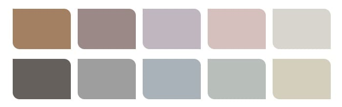 Offiz en Hoomz interieur advies en ontwerp - kleurpalet2
