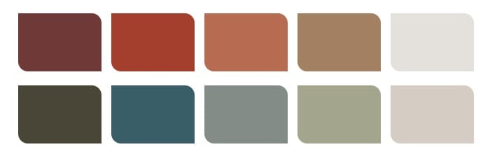 Offiz en Hoomz interieur advies en ontwerp - kleurpalet3
