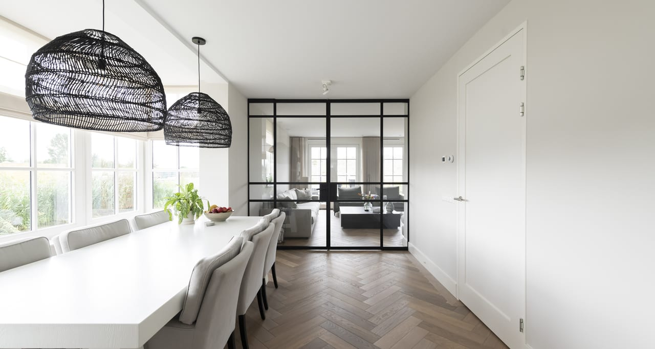 Offiz en Hoomz interieuradvies zeist voor woning of kantoor - gewoongers dubbele deur